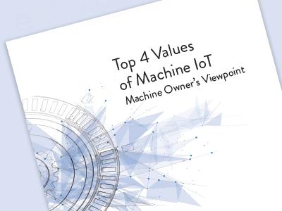Top 4 Values of Machine IoT