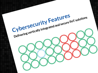 ei3 Cybersecurity Features