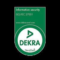 Dekra Label - iso 27001