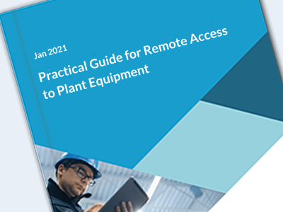 Practical guide for Remote Access to Plant Equipment